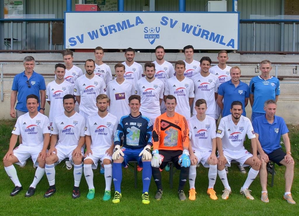 SV Würmla - Kampfmannschaft