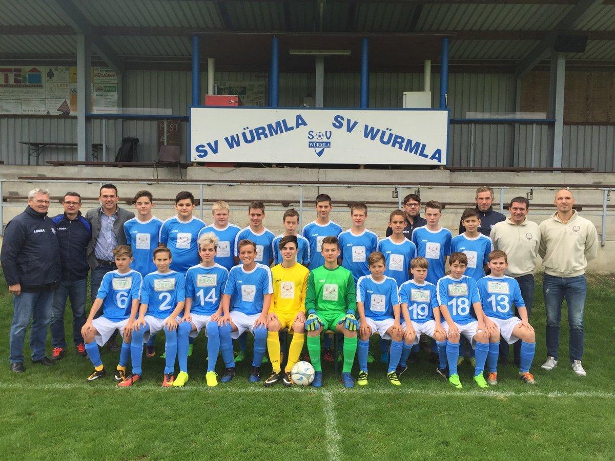 SV Würmla - U16