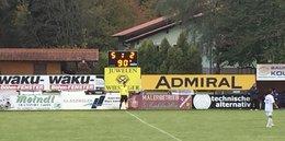 Aus 0:2 wurde 5:2 in Amaliendorf