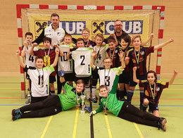 U11 Turnier-Sieg beim 6. FC Tulln Juniors Futsal Cup
