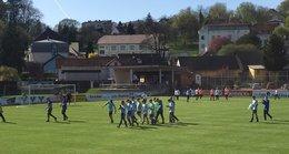 U23 gewinnt in Ybbs 0:3