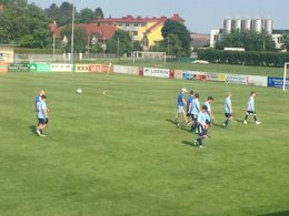 U23 gewinnt 2:0 gegen Amaliendorf