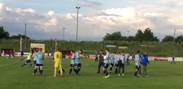 U23 verteidigt mit 2:2 gegen Wieselburg die Tabellenführung