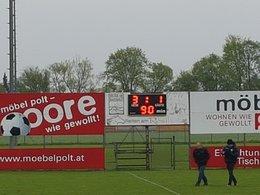 Spielstark und viel Ballbesitz - trotzdem 3:1 in St. Peter verloren