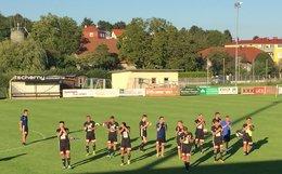 1:1 gegen Eggenburg