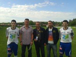 HB24 übernimmt Patronanz für das Spiel SVW - Mannsdorf
