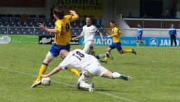 2:1 gegen SKN Juniors verloren